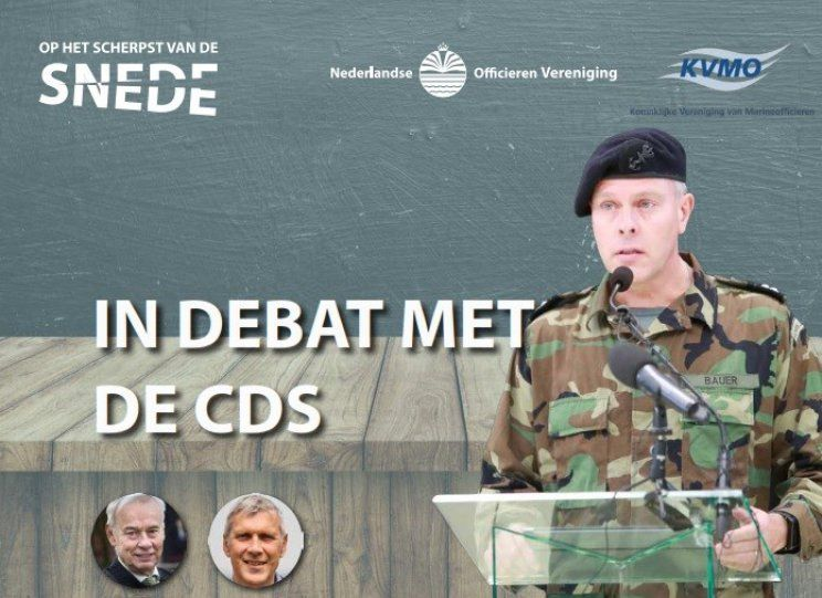 In debat met de CDS